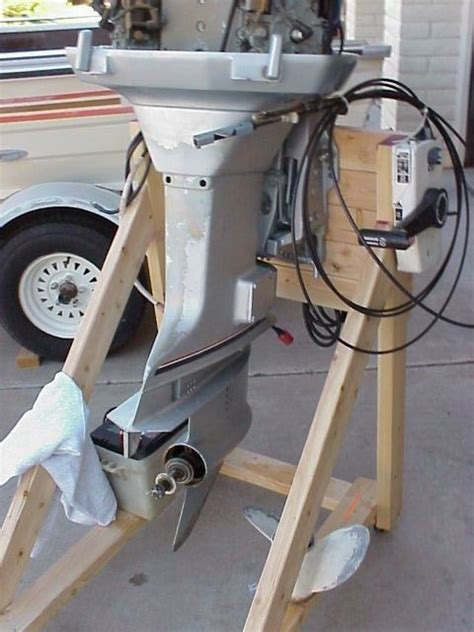 how to build a outboard motor stand need to build outboard motor stand any plans pics