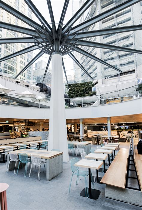 food court exterior design gallery of mlc centre food court luchetti krelle 12