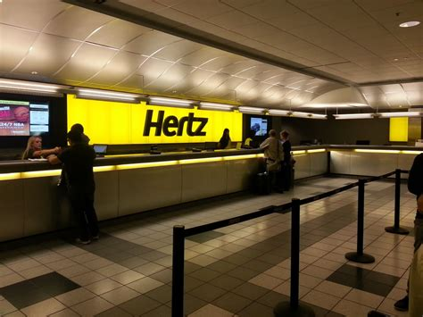 hertz rent  car    reviews car hire
