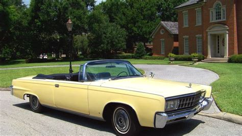 1966 Chrysler Imperial Convertible by 1966 Chrysler Imperial Crown Convertible F144 Monterey
