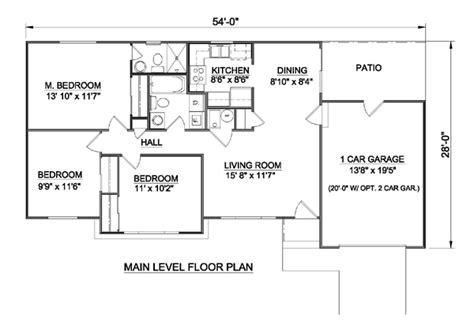 layout kantor sederhana tip 45 kumpulan gambar denah rumah 1 lantai 110 s d