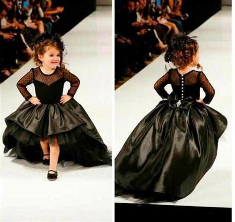 girls party dresses for 2015 2015 ball gown flower girl dresses with long sleeves