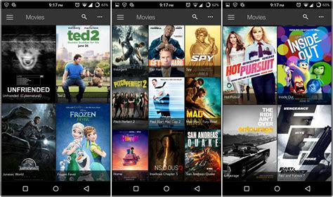 best app for free movies screenshots
