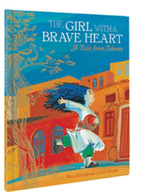 heartgirls rosalinda books the with a brave barefoot children s book