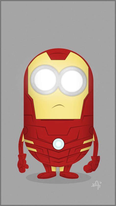 imagenes de minions iron man iron man minion by kaicastle on deviantart
