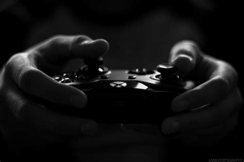free stock photo of black and white hd wallpaper hiking gray scale image of xbox game controller 183 free stock photo