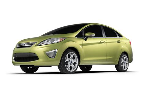 ford fiesta  drive review