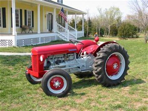 1951 Ferguson To 30 Tractorshed Com