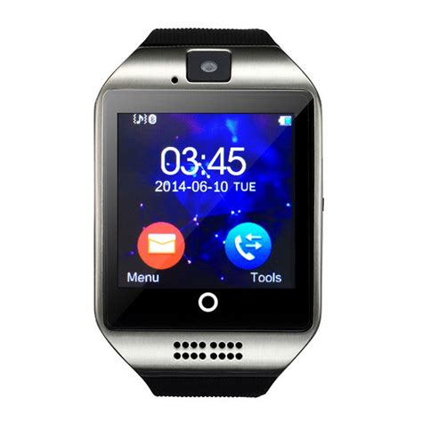 samsung zte q18 smart wrist bluetooth gsm phone for android samsung iphone lg htc zte ebay