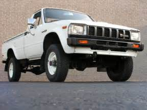 Toyota 1983 For Sale 6400 Mile 1983 Toyota 4 215 4 Sr5 Up Bring A Trailer