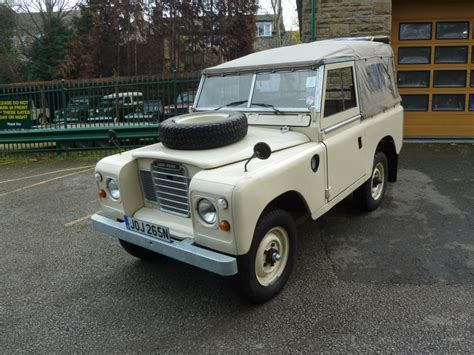 1975 land rover arrival 1975 series 3 top land rover centre