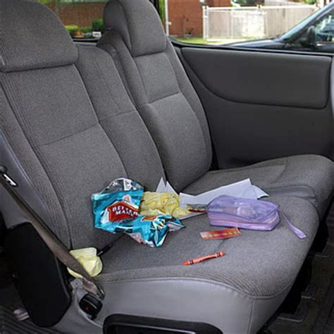 How To Clean The Upholstery In Your Car by How To Clean Your Car S Interior Car Upholstery Cleaning