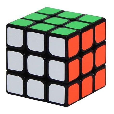 Rubik 3x3 Yj yj guanlong 3x3 black yj cubelelo