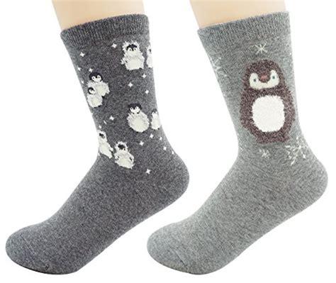 Animal High Knee Sock Penguin penguin socks kritters in the mailbox penguin sock gifts