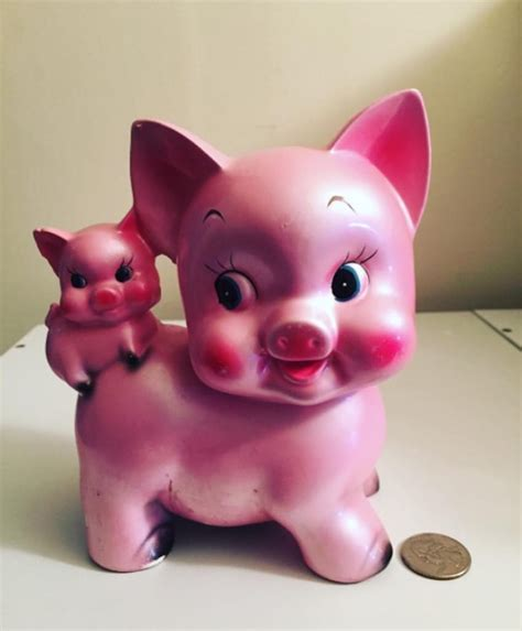 bank baby 11 vintage piggy banks youll wish you had for all of your