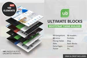 bootstrap splash page template best bootstrap html5 page builders and template generators
