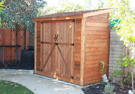 B Q Sheds Uk by Outdoor Cedar Storage Sheds Large Sheds B Q Shed Living Uk