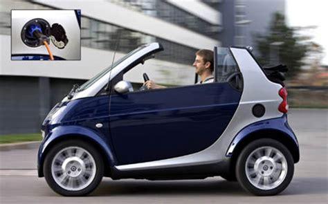 smart fortwo ev set to electrify british motor show autoblog