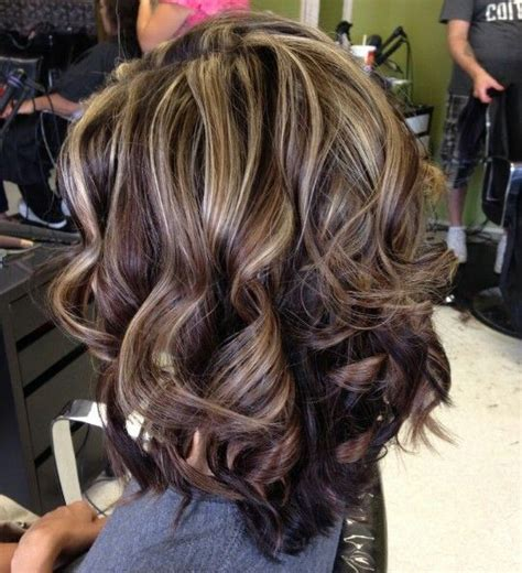 best lowlights for brunettes spring fall 2016 hair colors that you need to try girlshue of