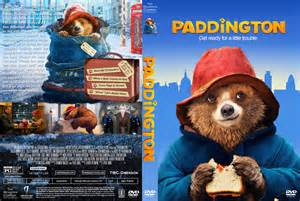 paddington dvd cover amp label 2015 r1 custom