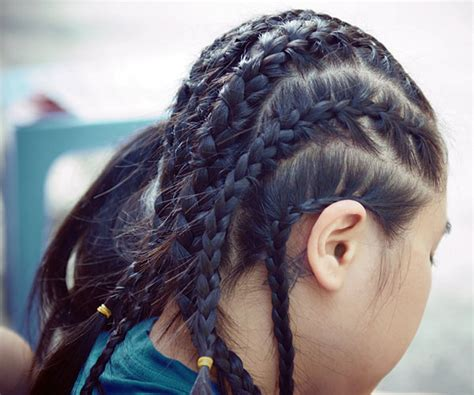 Simple Cornrow Hairstyles by Simple Cornrows Hairstyles Hair Is Our Crown