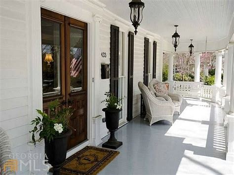 georgia l butterfield realtor magazine front porch envy a southern beauty for sale in georgia