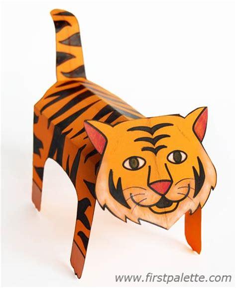 printable folding zoo animals craftsman vishu achar folding paper zoo animals