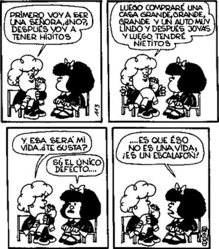mafalda pt 3 garfield las 10 mejores frases feministas de mafalda mujer