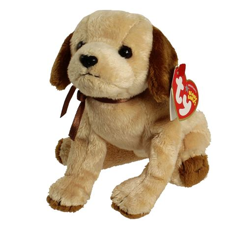 beanie baby puppy ty beanie baby badges the 5 inch bbtoystore toys plush trading cards