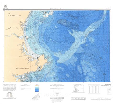 U.S. Bathymetric and Fishing Maps | NCEI