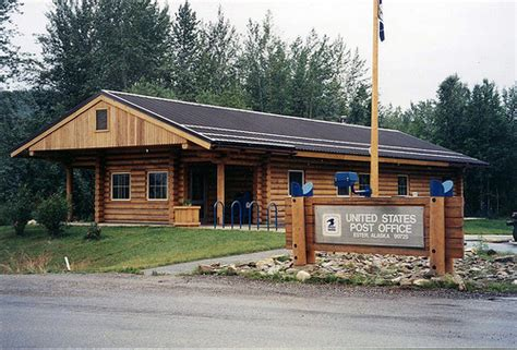 Fairbanks Post Office by Ester Ak Post Office Fairbanks Borough Photo By