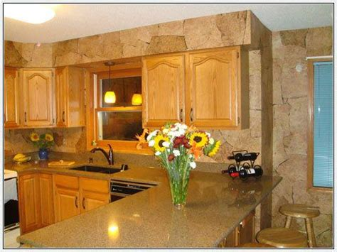 Wallpaper Ideas For Kitchen Pin By Paula On Neat Ideas