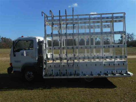 Used Glass Racks Sale by Nissan Diesel Ud 1400 2006 Box Trucks