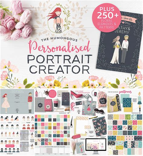 Wedding Creator by Personalized Portrait Creator Wedding Edition Free