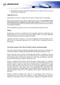 Service Letter Boeing A Report On Boeing