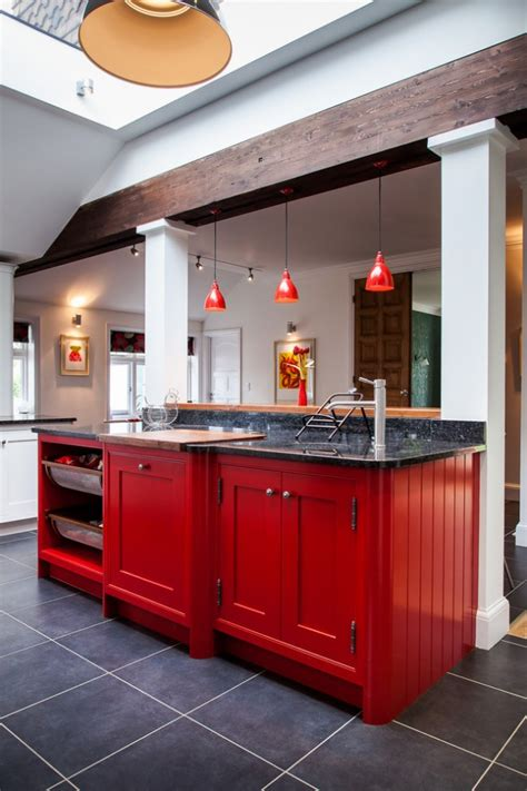 red kitchen design ideas kitchen design ideas red kitchen