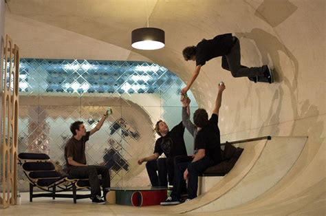 skateboard house usa
