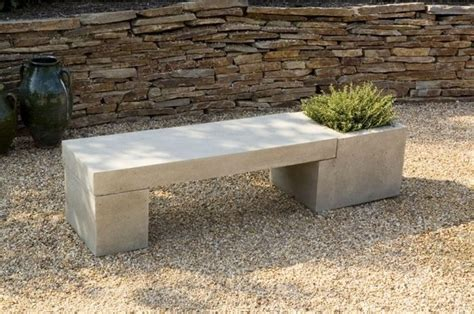 how to make concrete bench how to build a concrete garden bench diy projects for