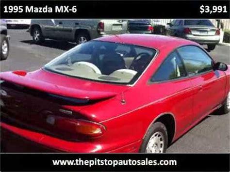 old car manuals online 1995 mazda mx 6 engine control 1995 mazda mx 6 problems online manuals and repair information