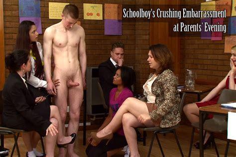 Schoolgirls Cfnm Humiliation