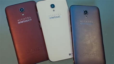 Hp Alcatel One Touch 2s bell set to offer the mid range alcatel onetouch idol 2s