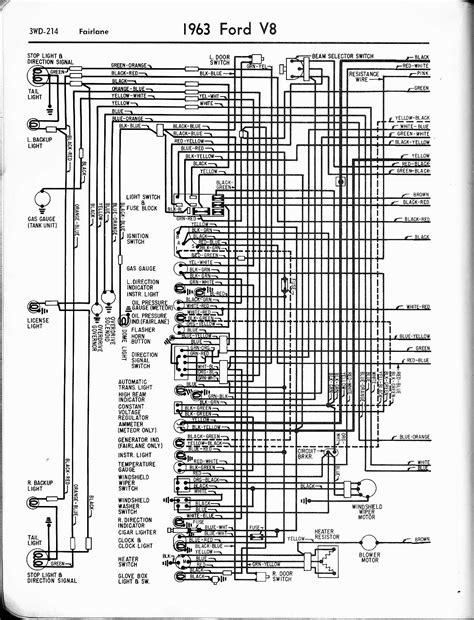 1967 ford fairlane wiring diagram agnitum me
