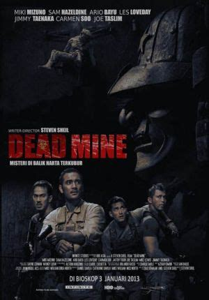 jalan cerita film evil dead review dead mine 2013 at the movies
