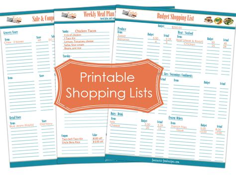 printable shopping list with coupons couponing spreadsheet template 2017 2018 best cars reviews
