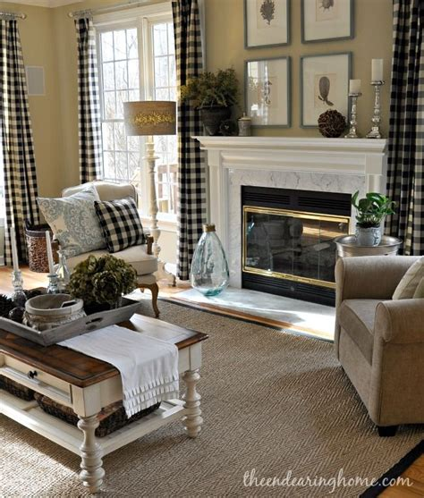 black and white living room curtains best 25 buffalo check curtains ideas on plaid