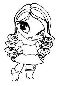 Winx Club Pixies Coloring Pages winx club pixies coloring pages coloring home