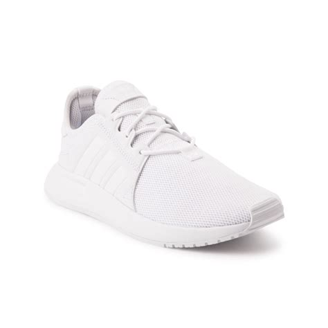 youth adidas x plr athletic shoe white 1436331