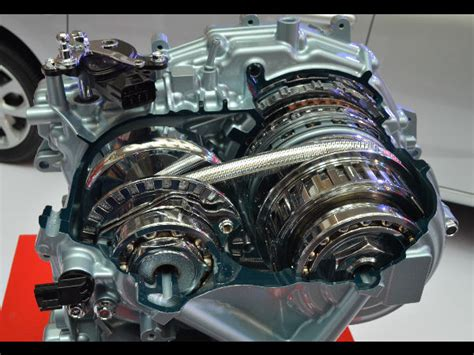 what is cvt nissan nissan showcases its cvt transmission technology
