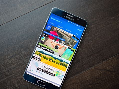 how to use samsung galaxy apps the samsung app store android central