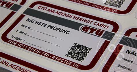 Barcode Aufkleber Drucken Lassen by Serienettiketten Mit Qr Code Aufkleber Produktion De